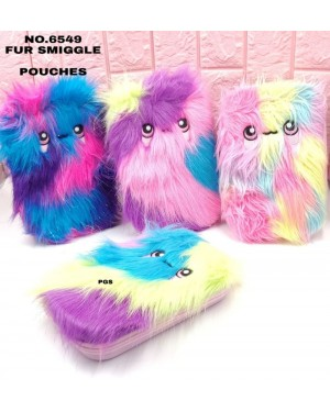 Fur Smiggle Pouches