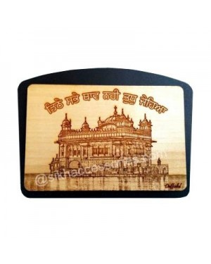 Golden Temple (Bani Stand)
