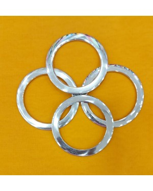 STAINLESS STEEL CHAKRAS